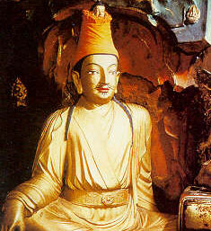 King Songtsen Gampo, Tibet Train Travel