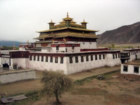 Tibet Monastery, Tibet Train Travel