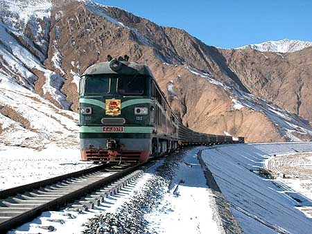 Tibet Train photo, Tibet Train Travel