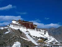 Potala Palace, Tibet Train Travel